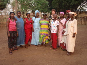 Women Making a Difference for the Girls in their Community