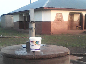 Kakamba Well