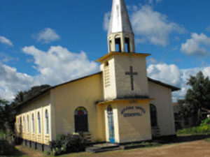 Church In Gbendembu