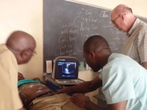ultrasound class for CHASL hospitals